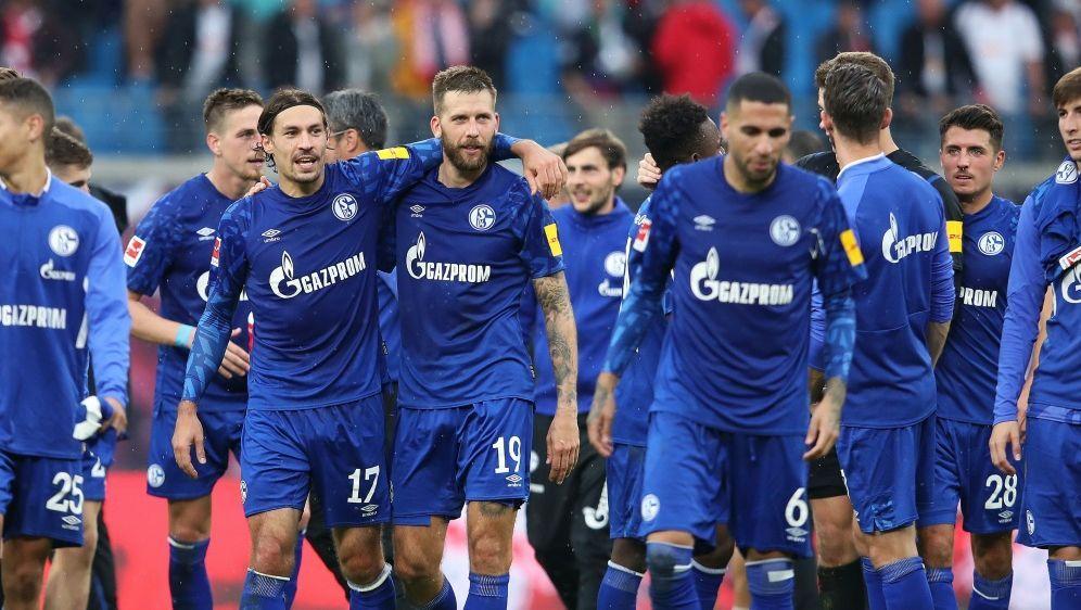 Die Schalke-Profis befinden sich nun im Cybertraining - Bildquelle: AFPSIDRONNY HARTMANN