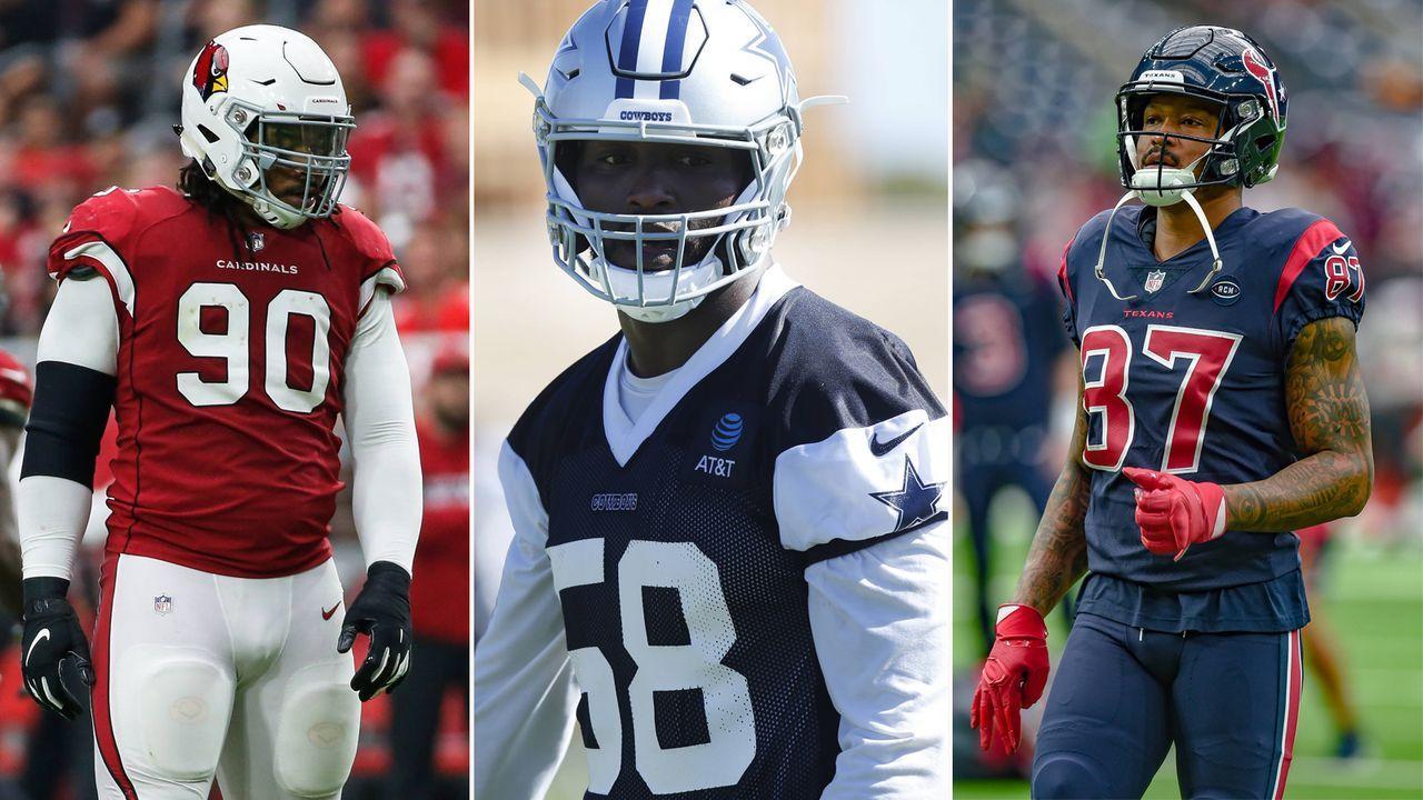 Diese NFL-Stars verpassen den Saisonstart wohl verletzungsbedingt - Bildquelle: imago