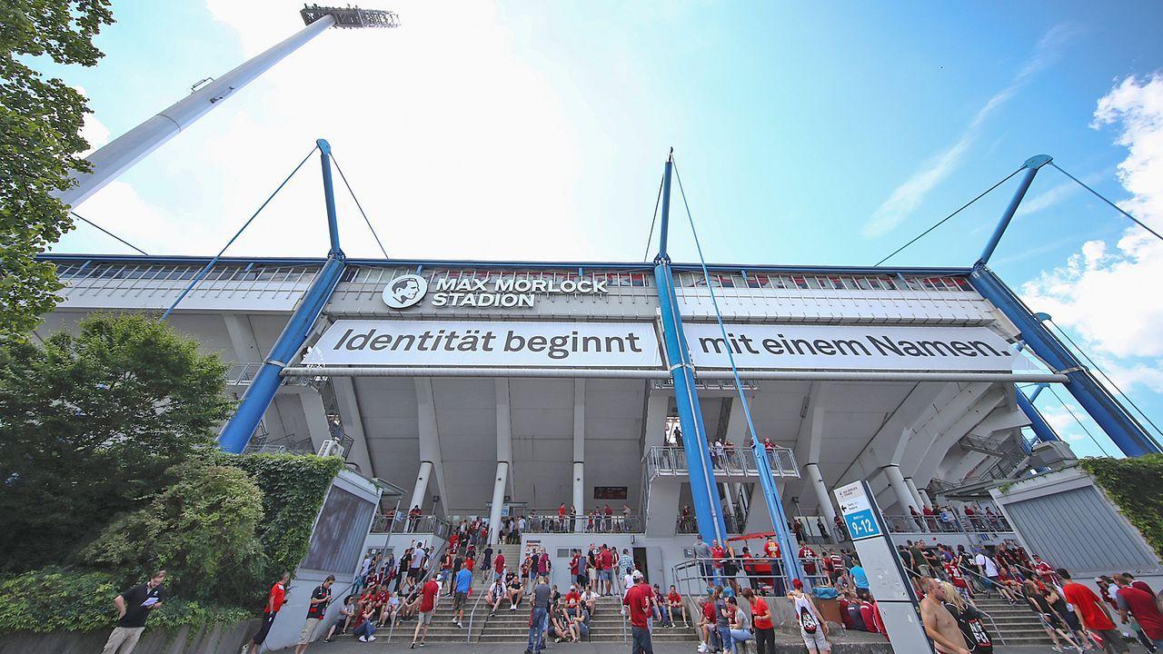 Platz 9: 1. FC Nürnberg - Max-Morlock-Stadion - Bildquelle: Getty