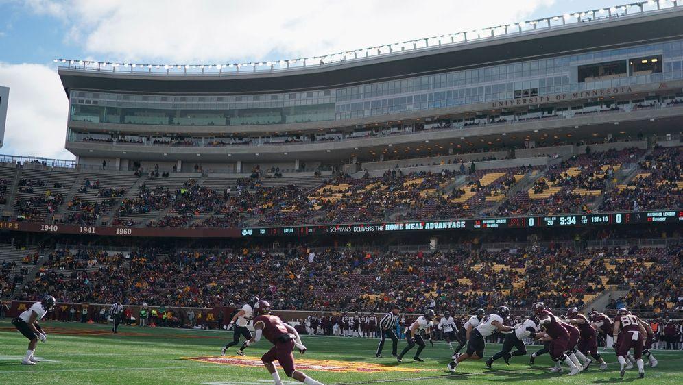 Die Minnesota Golden Gopher tragen ihre Heimspiele im TCF Bank Stadium aus. - Bildquelle: 2018 Getty Images