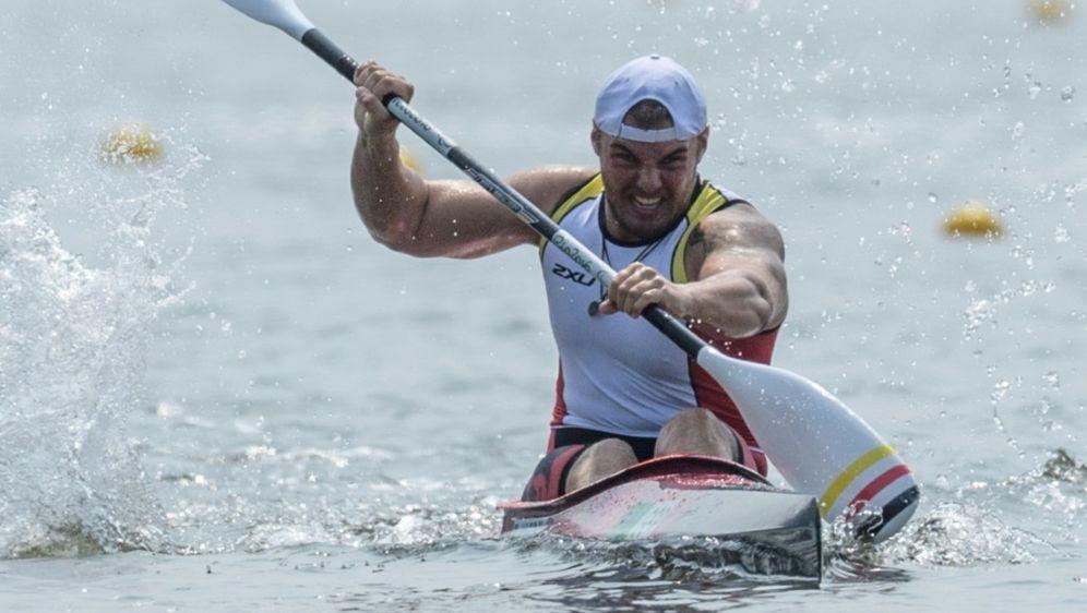In Rio holte Deutschland zwei Medaillen im Para-Kanu - Bildquelle: AFPSIDYASUYOSHI CHIBA