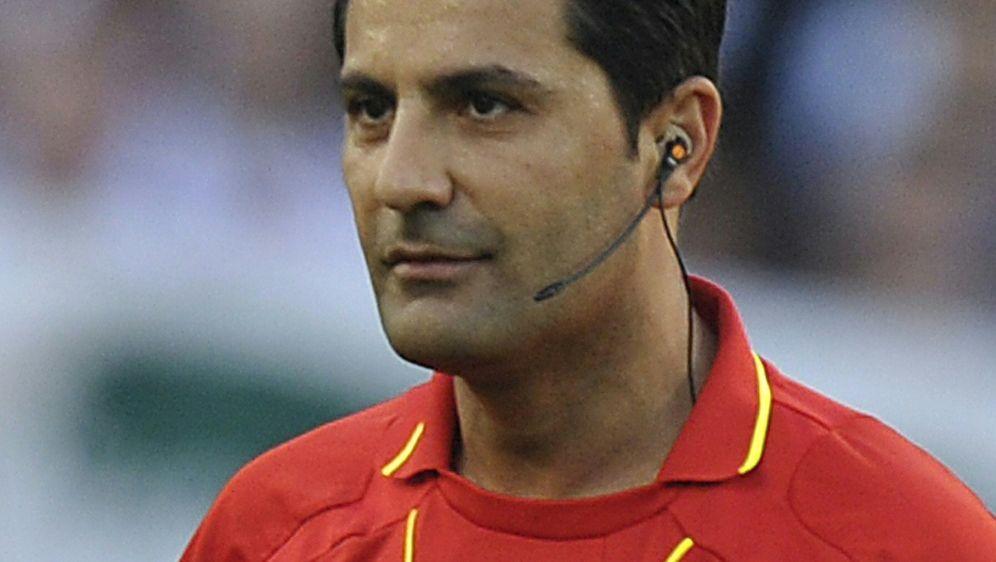 Der frühere Schiedsrichter Babak Rafati - Bildquelle: AFPSIDTHOMAS KIENZLE