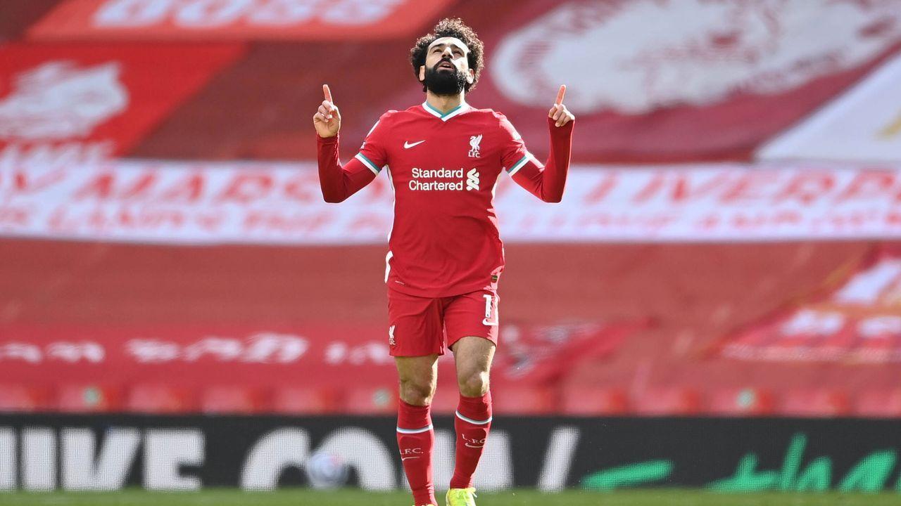 Mo Salah (FC Liverpool) - Bildquelle: imago images/PA Images