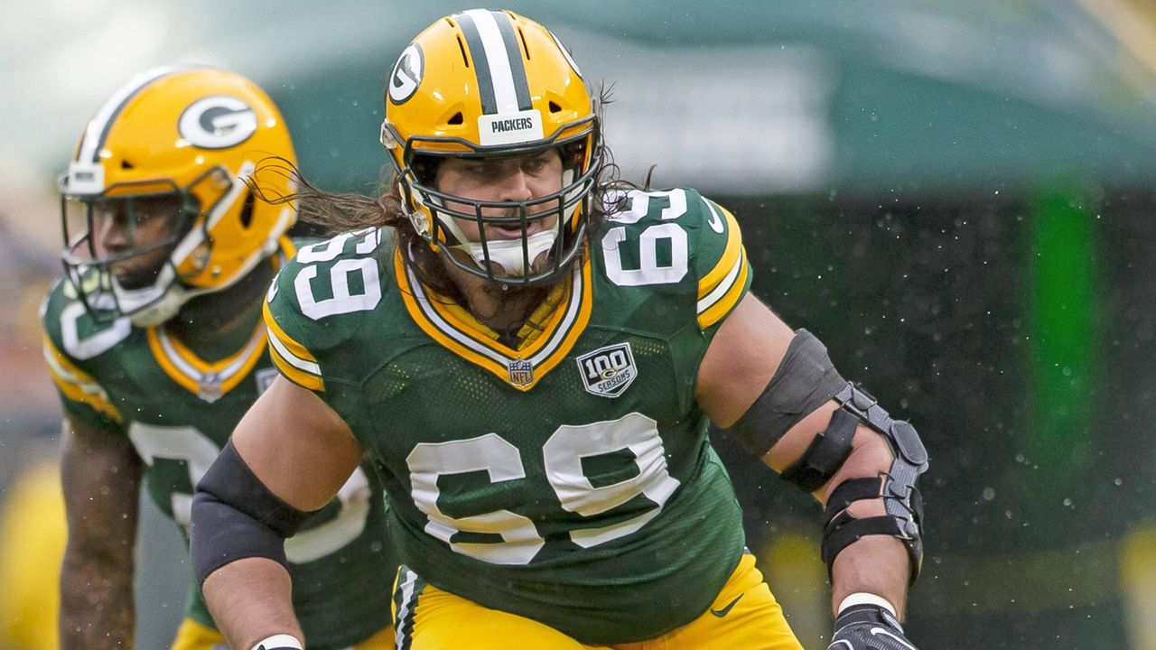 David Bakhtiari (Green Bay Packers) - Bildquelle: imago