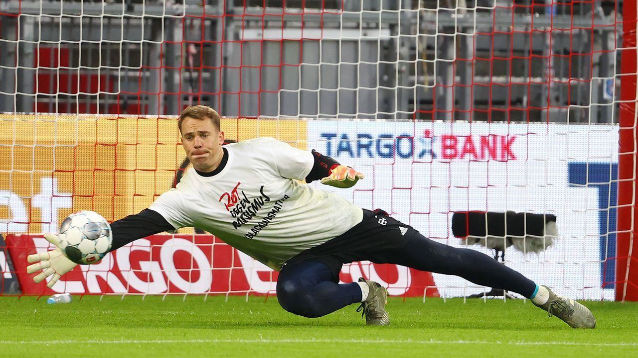 FC Bayern: Manuel Neuer - Bildquelle: Getty Images