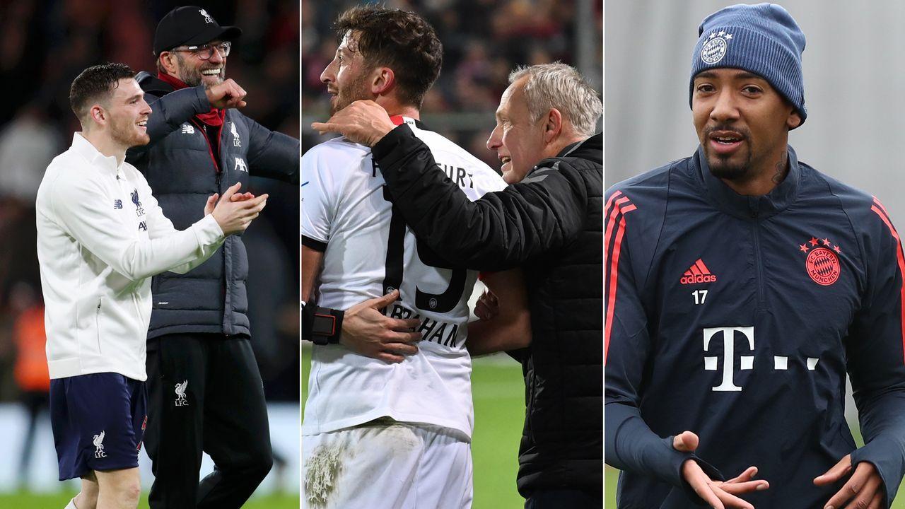 Die Gewinner und Verlierer des Fußball-Jahres 2019 - Bildquelle: Getty Images