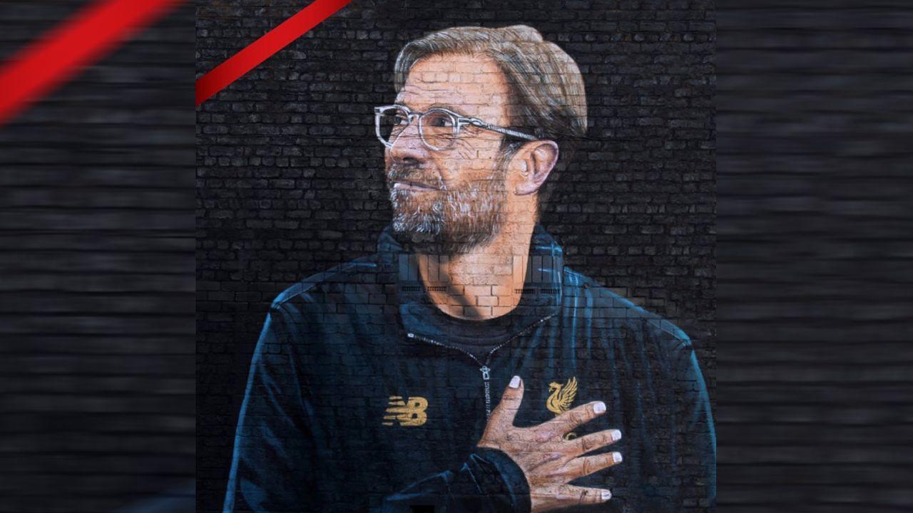 Jürgen Klopp  - Bildquelle: twitter/LFC