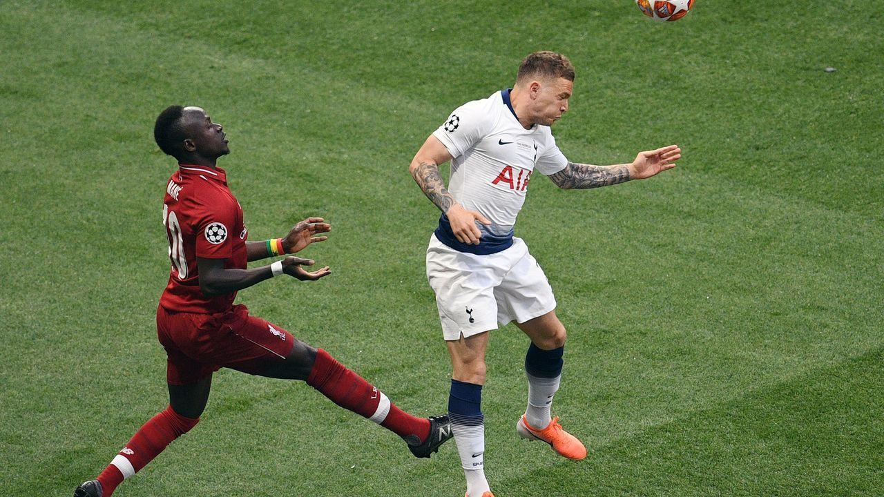 Kieran Trippier (Tottenham Hotspur) - Bildquelle: Getty Images