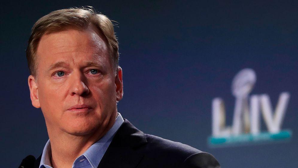 NFL-Commissioner Roger Goodell möchte eine Änderung der Rooney-Regel erreich... - Bildquelle: 2020 Getty Images