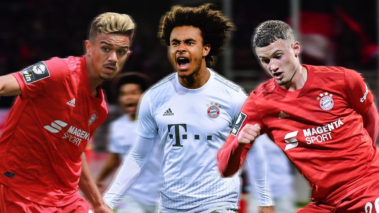 Zirkzee & Co: Das sind die größten Bayern-Talente - Bildquelle: imago images/Revierfoto