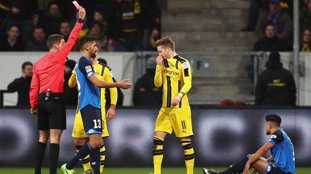 15. Spieltag: 1899 Hoffenheim - Borussia Dortmund 2:2 - Bildquelle: 2016 Getty Images