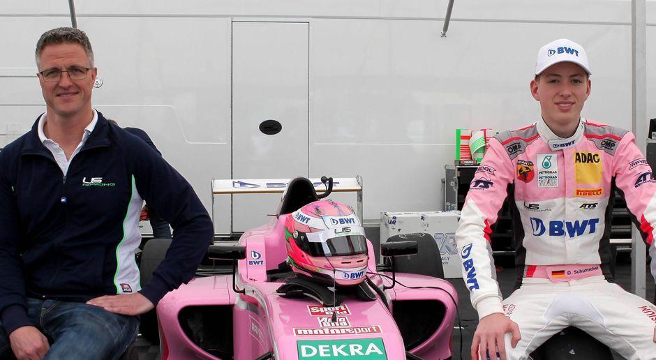 Ralf Schumacher - Bildquelle: imago/Pakusch