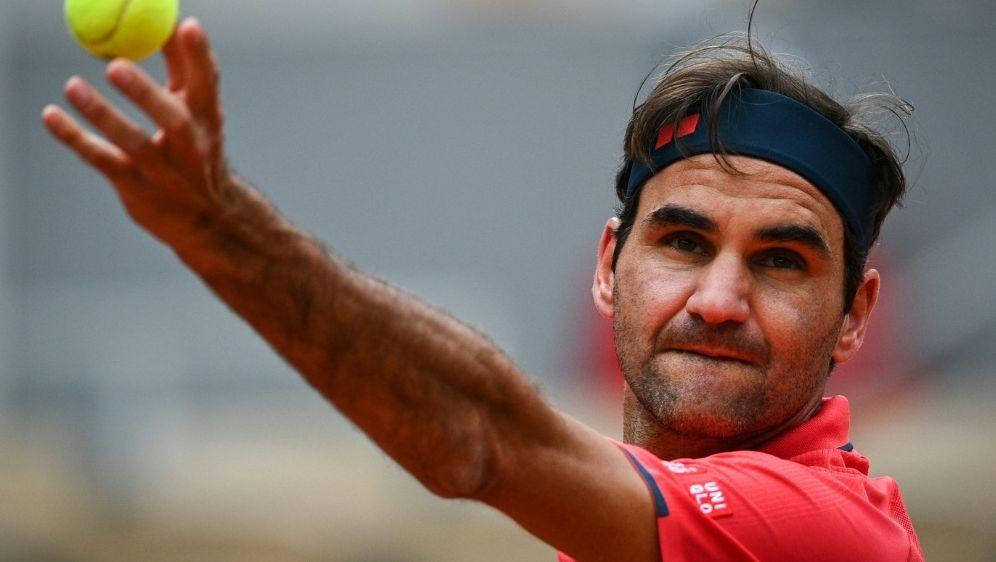 Roger Federer scheitert in Halle - Bildquelle: AFPSIDANNE-CHRISTINE POUJOULAT