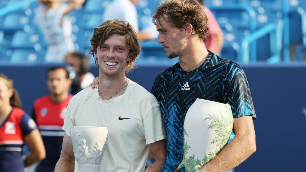 Alexander Zverev gibt Ausblick auf die Tennis-Zukunft - Bildquelle: AFPGETTY IMAGES SIDDYLAN BUELL