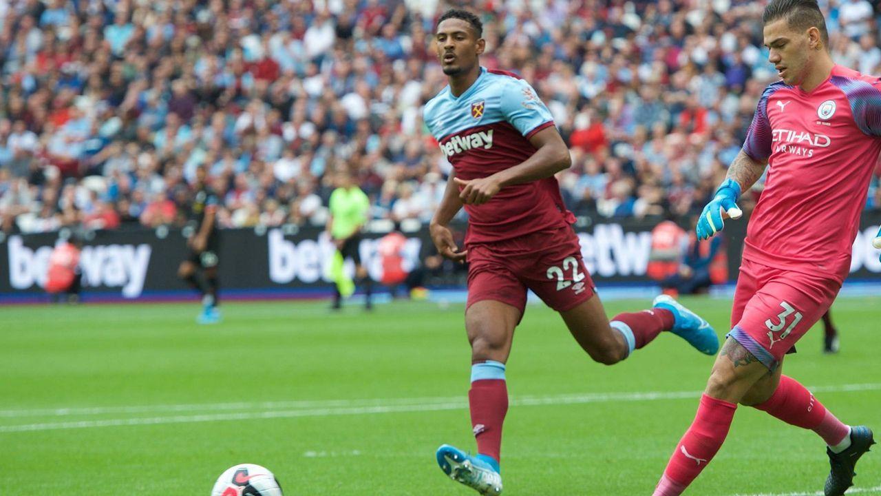 West Ham United  - Bildquelle: imago images / Focus Images