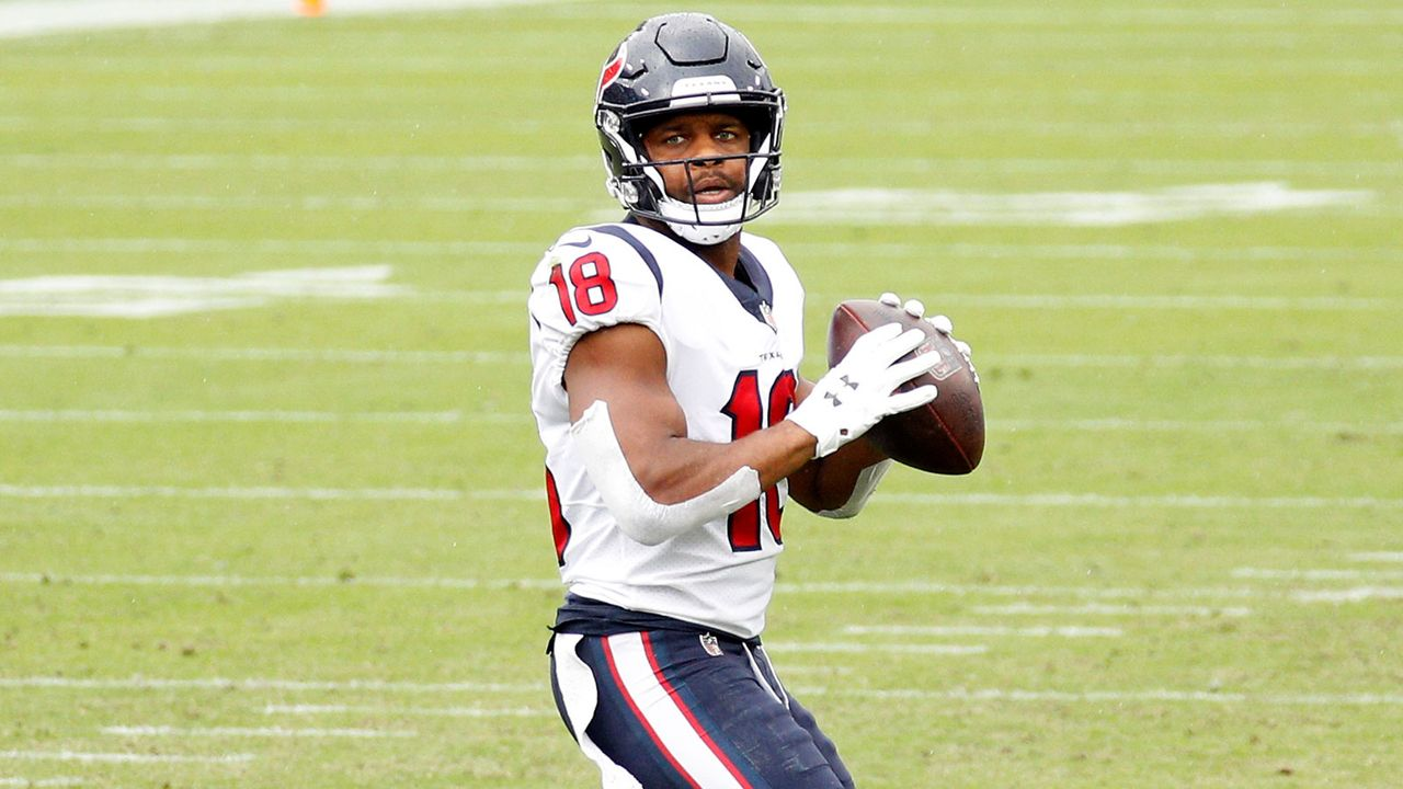 Randall Cobb (Houston Texans) - Bildquelle: 2020 Getty Images