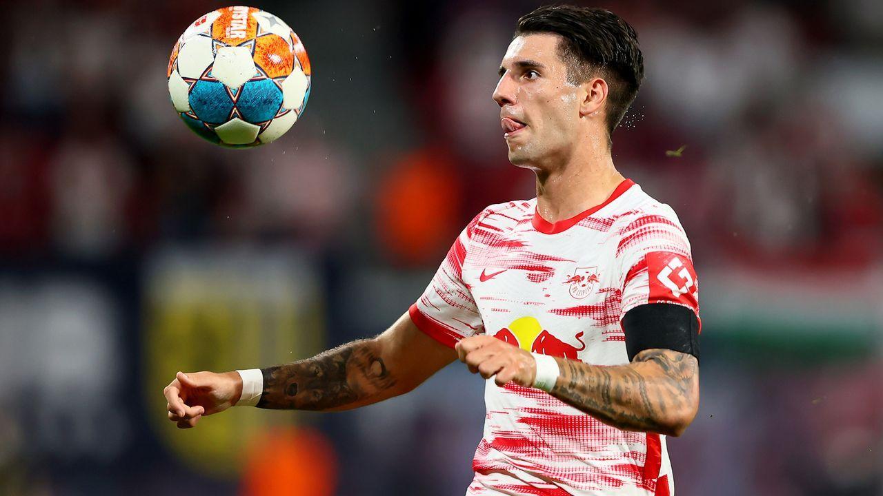 Dominik Szoboszlai (RB Leipzig) - Bildquelle: Getty Images