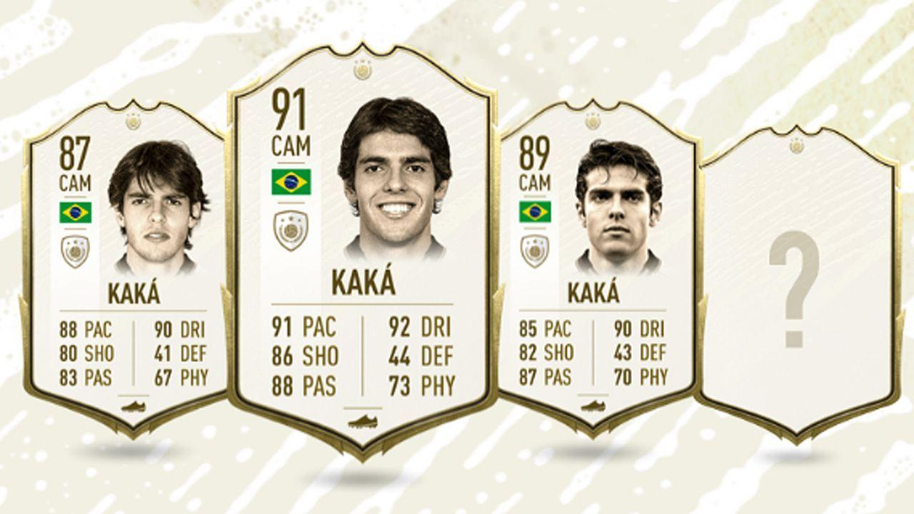 FIFA 20 Icons: Kaka - Bildquelle: twitter@PaulkaHD