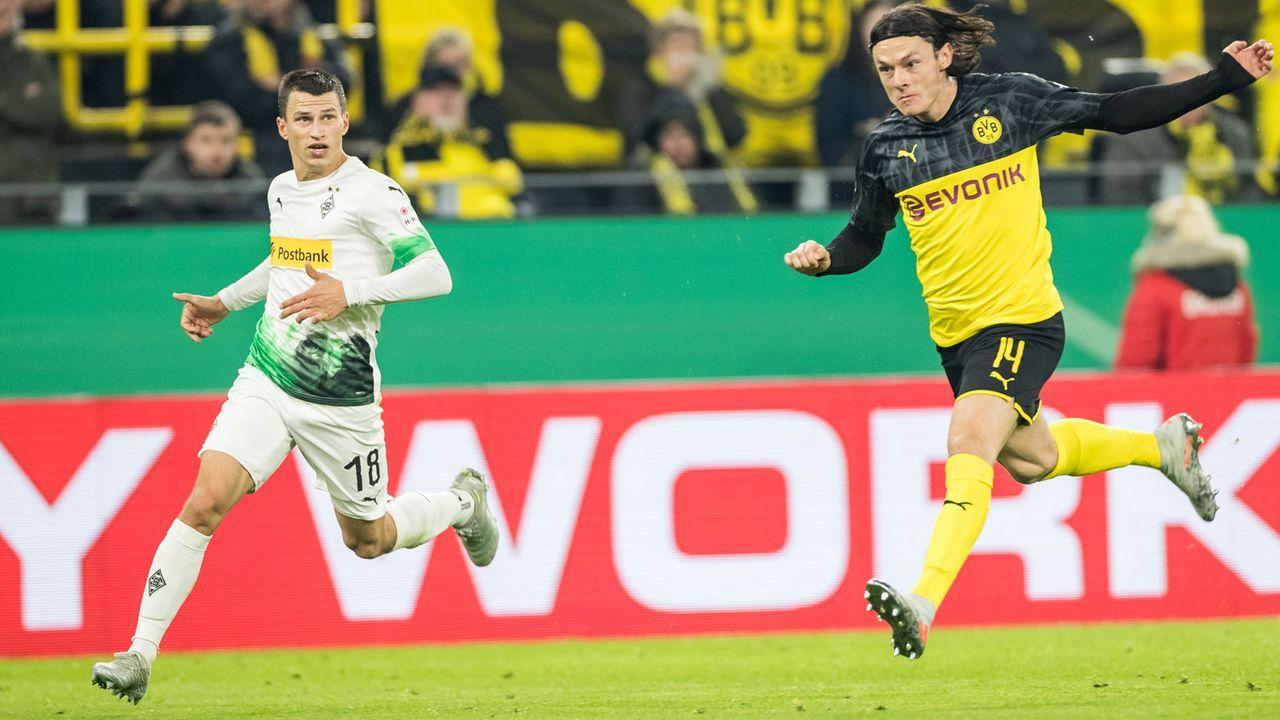 Stefan Lainer (Borussia Mönchengladbach) - Bildquelle: imago