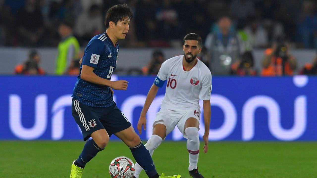 Genki Haraguchi (Hannover 96 und Japan) - Bildquelle: 2019 Getty Images