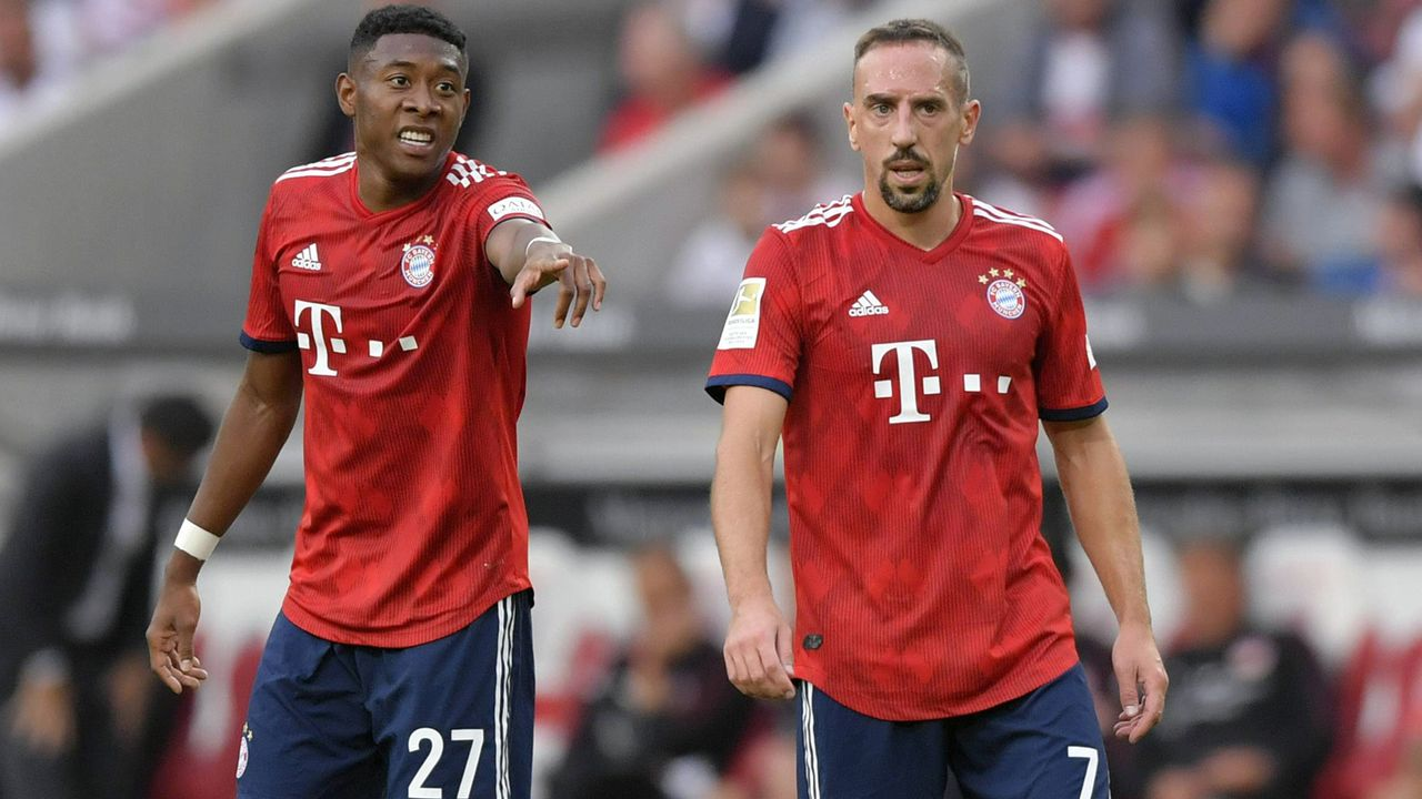 Platz 36 - FC Bayern München (Schlusslicht der Befragung) - Bildquelle: imago/MIS