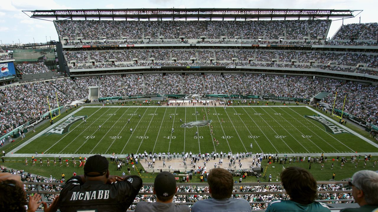 Philadelphia Eagles: Lincoln Financial Field - Bildquelle: Getty Images
