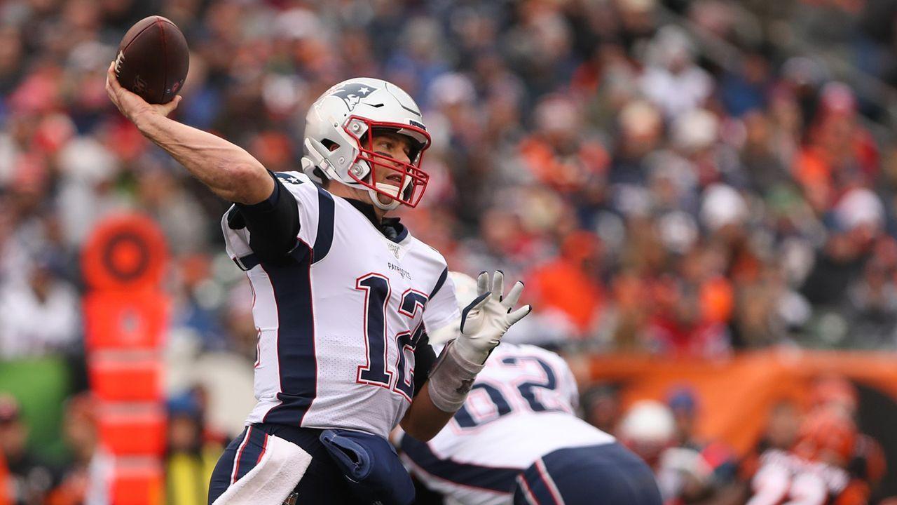 Platz 5: Tom Brady - Bildquelle: Getty Images