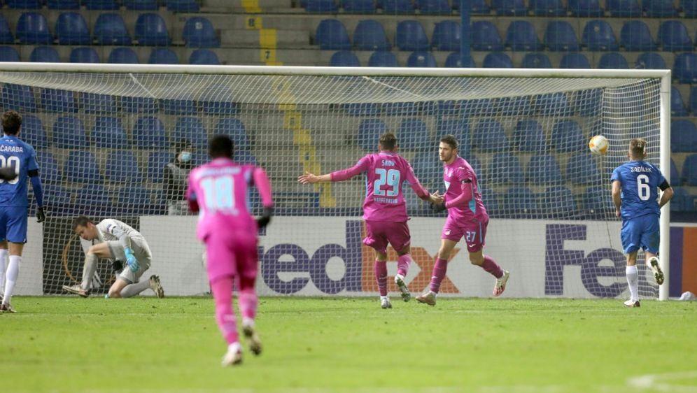 Kramaric erzielte das 2:0 per Elfmeter - Bildquelle: AFPSIDRADEK MICA