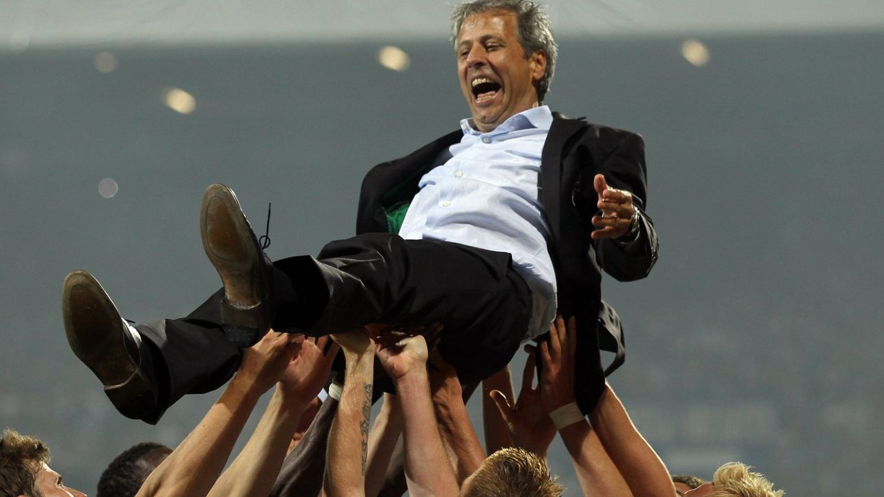 Trainer: Lucien Favre - Bildquelle: Getty Images