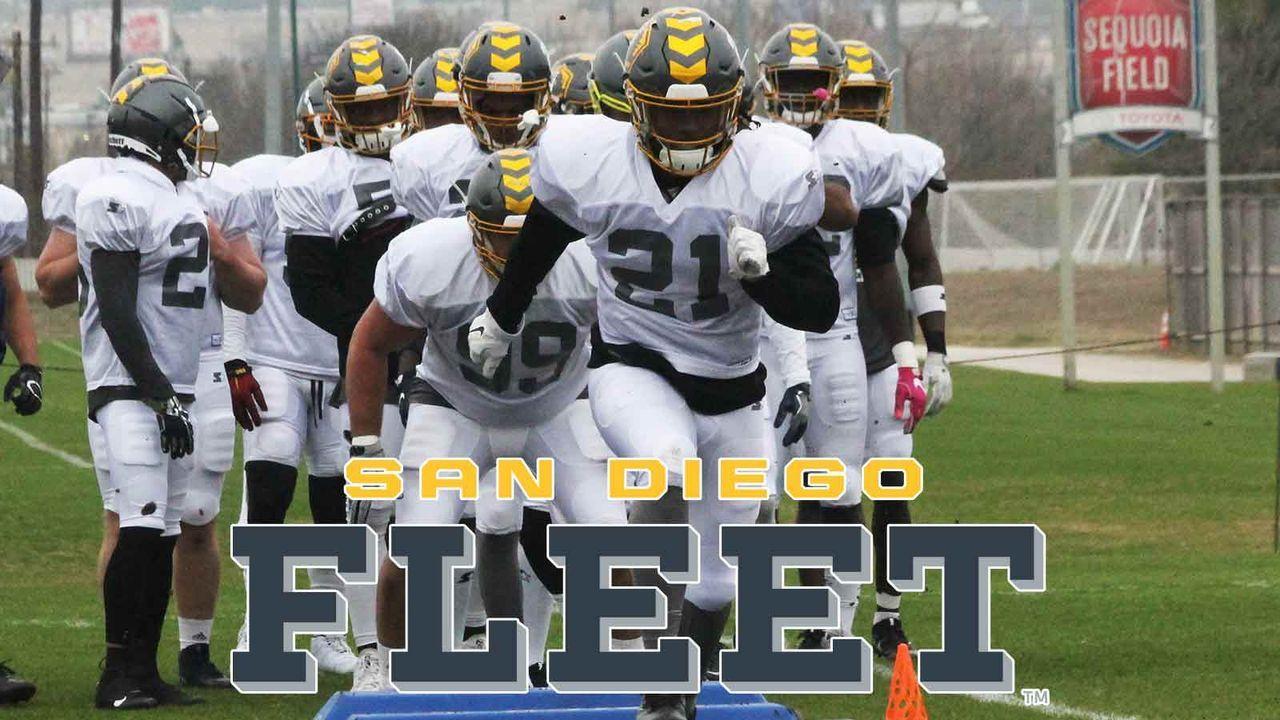 San Diego Fleet - Bildquelle: AAF