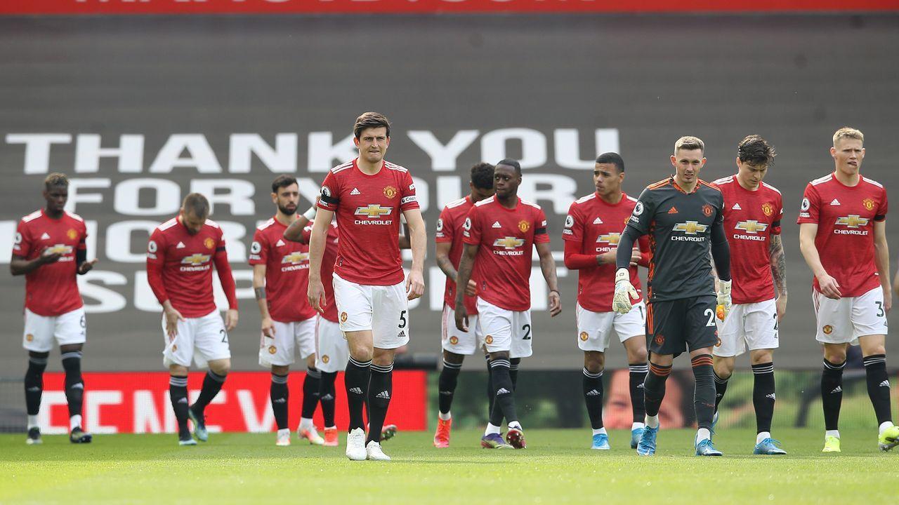 Manchester United - Bildquelle: 2021 Getty Images