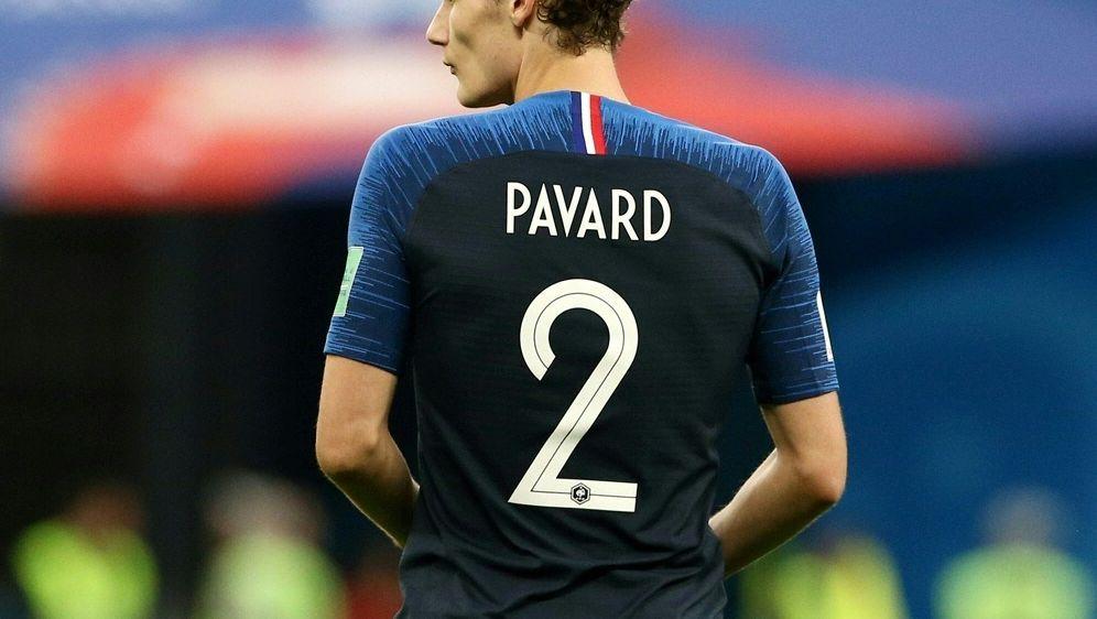 Pavard steht im 23-Mann-Kader der Equipe Tricolore - Bildquelle: PIXATHLONPIXATHLONSID