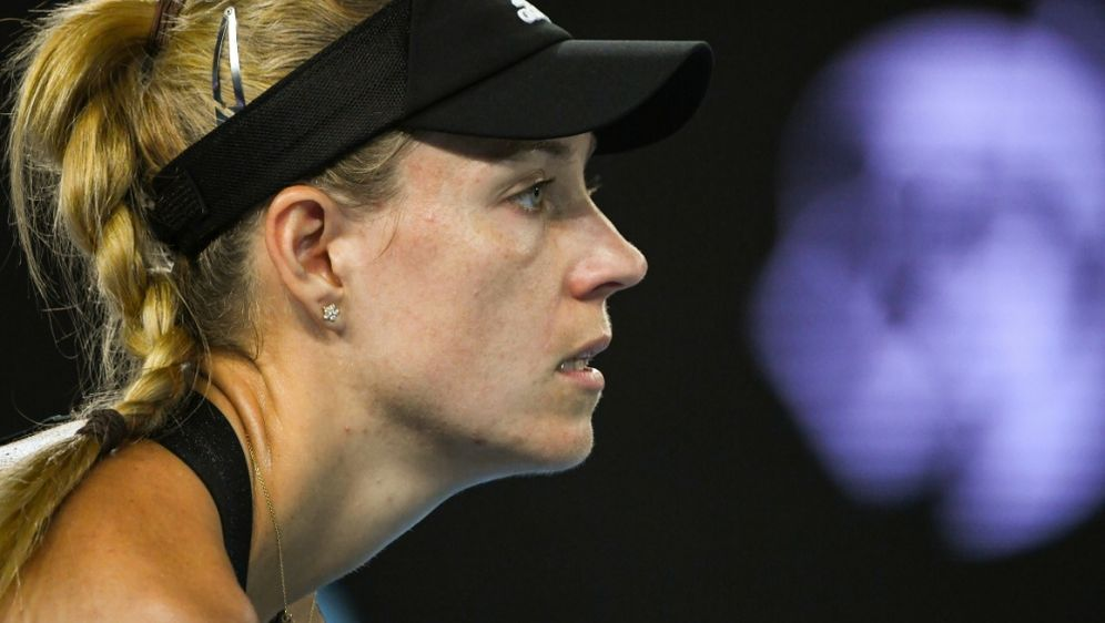 Kerber verlor im Viertelfinale - Bildquelle: AFPSIDPAUL CROCK
