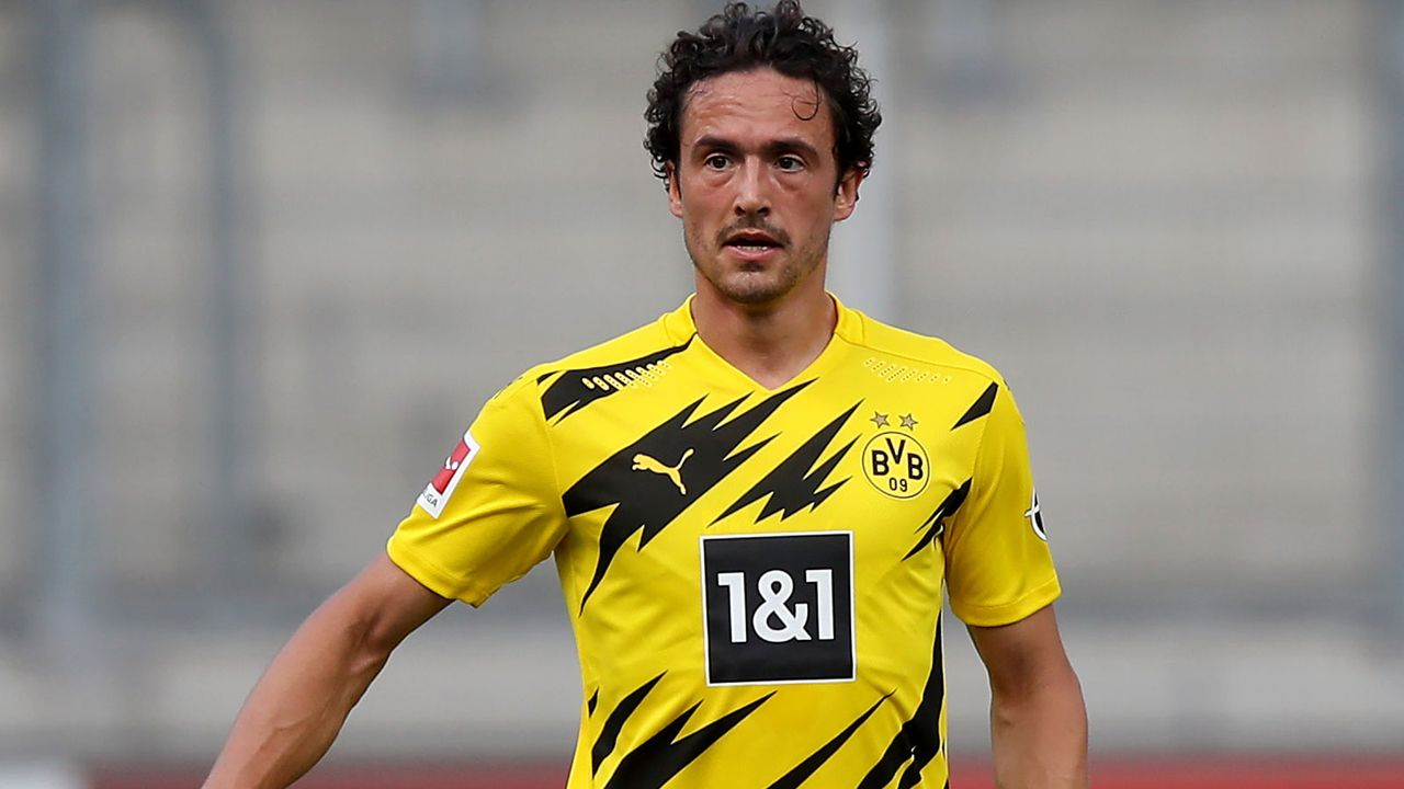 Thomas Delaney (Borussia Dortmund) - Bildquelle: Getty Images