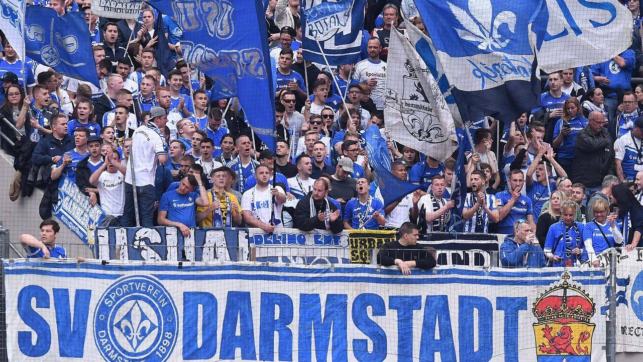 Platz 7: SV Darmstadt 98 - Bildquelle: imago
