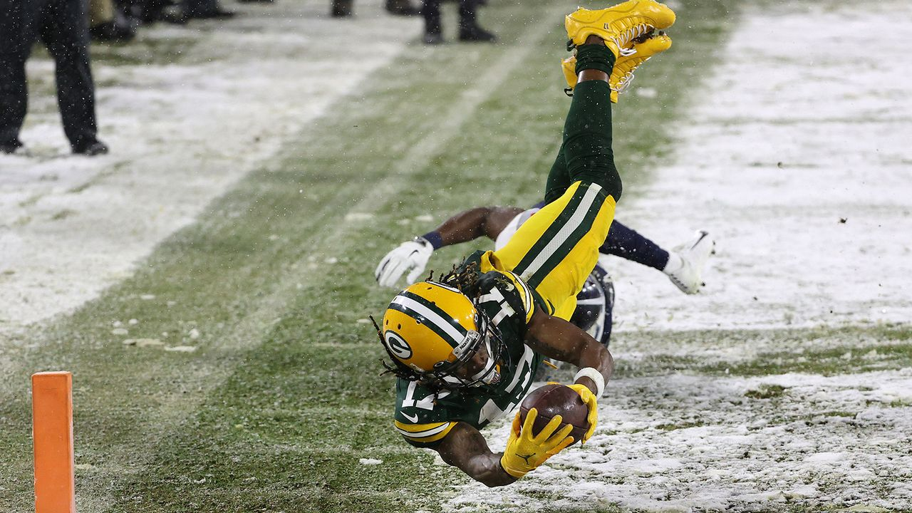Die meisten Receiving Touchdowns - Bildquelle: Getty Images