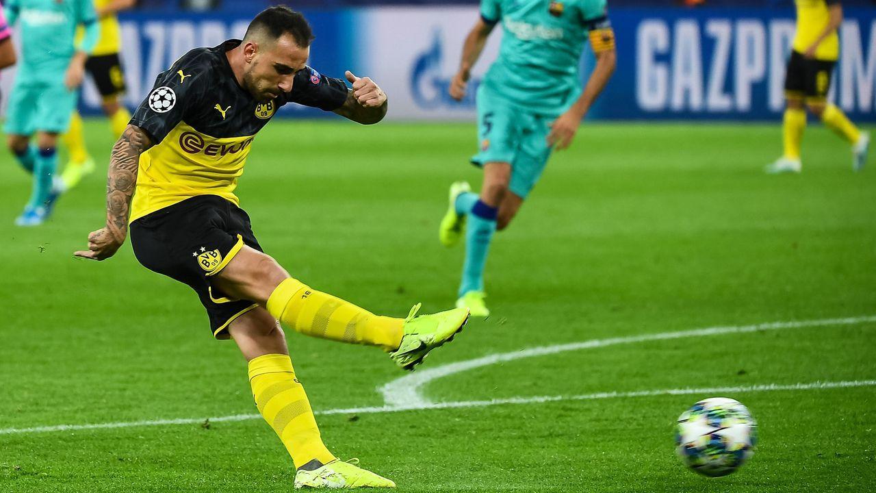 Paco Alcacer (Borussia Dortmund) - Bildquelle: imago