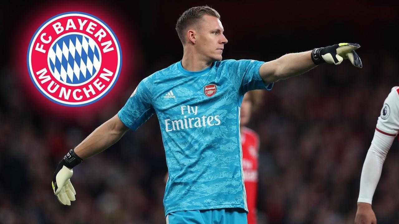 Bernd Leno (FC Arsenal) - Bildquelle: Getty Images
