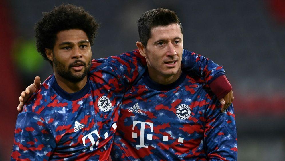 Bayern laut Wettanbieter Favorit gegen Leverkusen - Bildquelle: AFP/SID/CHRISTOF STACHE