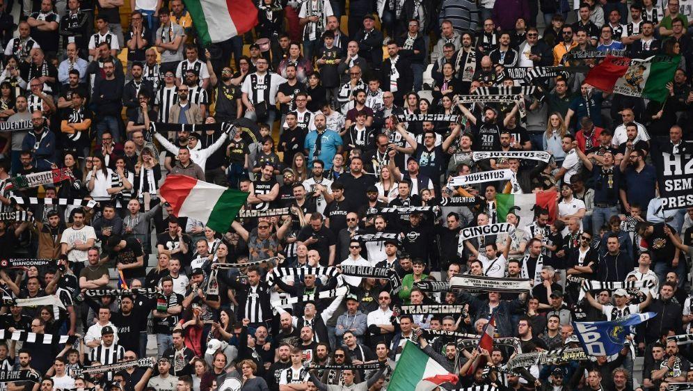 In Italien kehren die Zuschauer im Juni zurück - Bildquelle: AFPSIDMARCO BERTORELLO