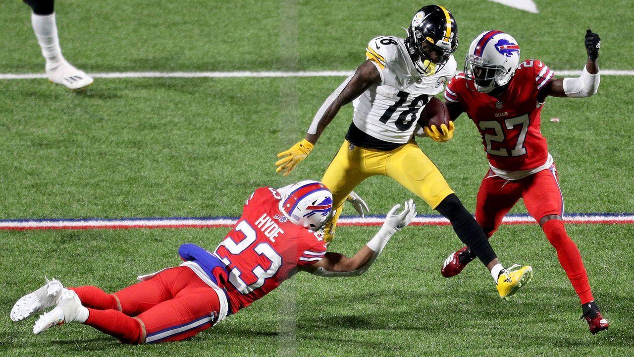 Pittsburgh Steelers at Buffalo Bills - Bildquelle: Getty Images