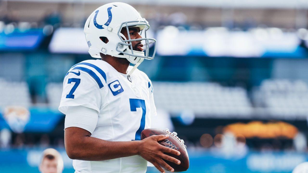 Gedankenspiele bei den Indianapolis Colts? - Bildquelle: Getty Images