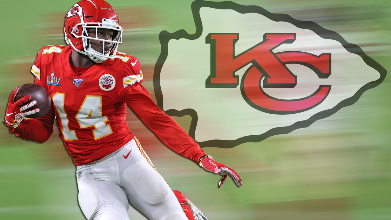 Sammy Watkins (Kansas City Chiefs) - Bildquelle: getty