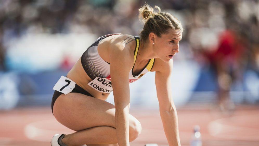 Siebenkämpferin Carolin Schäfer verpasst die WM in Doha - Bildquelle: PIXATHLONPIXATHLONSID