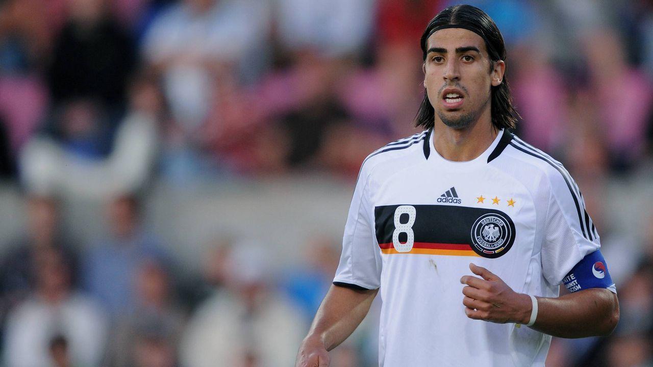 Sami Khedira - Bildquelle: imago sportfotodienst