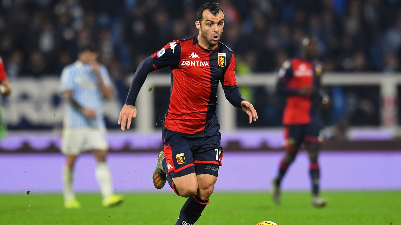Goran Pandev - Bildquelle: 2019 Getty Images