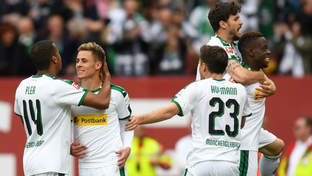 Borussia Mönchengladbach trainiert im Juli am Tegernsee - Bildquelle: AFPSIDCHRISTOF STACHE
