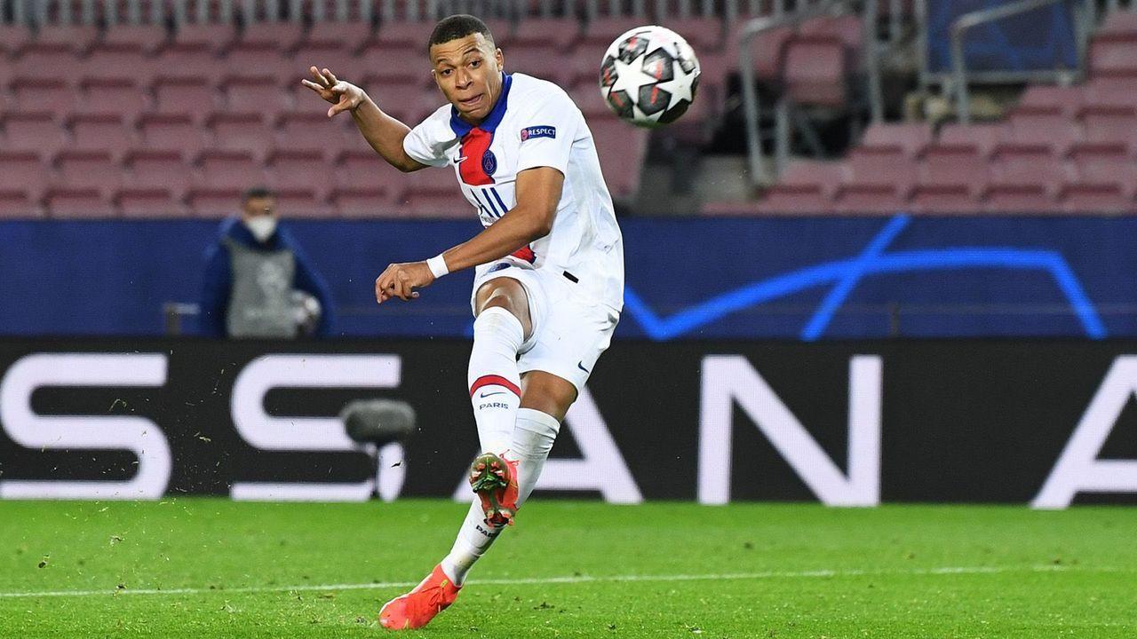 Kylian Mbappe (Paris Saint-Germain) - Bildquelle: Getty Images