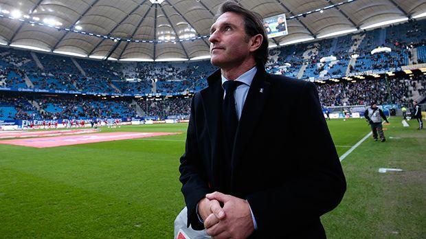 Platz 6: Bruno Labbadia (HSV) - 1,4 Millionen Euro an Leverkusen (2009) - Bildquelle: 2016 Getty Images