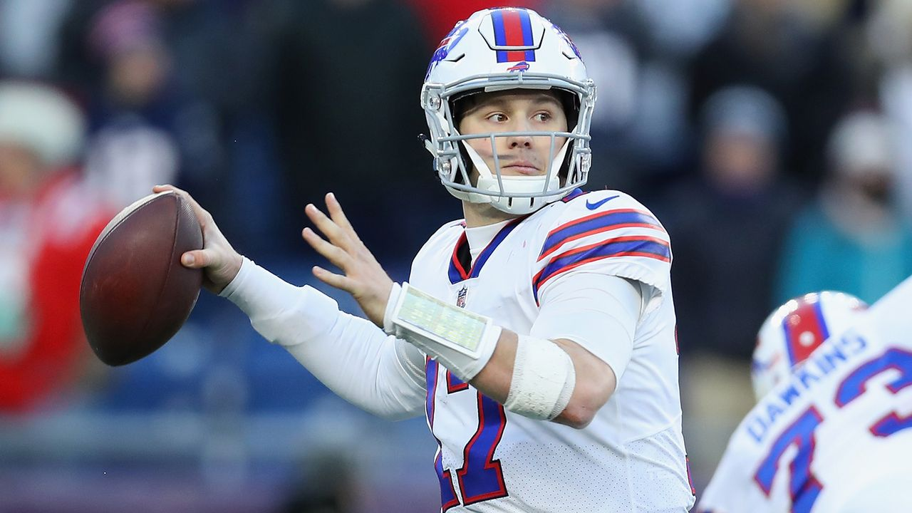Josh Allen (Buffalo Bills) - Bildquelle: 2018 Getty Images